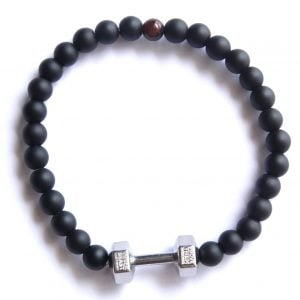 PROVE THEM WRONG BRACELET MATTE BLACK