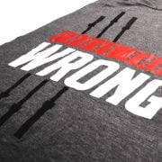 Mens Prove Them Wrong Sleeveless Hoodies - Motivational gym wear
