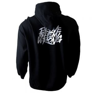 Prove them wrong reflective hoody